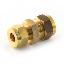 "1/2"" x 3/8"" Reducing Compression Coupling"