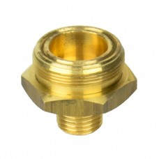 "High Pressure Burner Adapter 1/4"" Tapered Male"