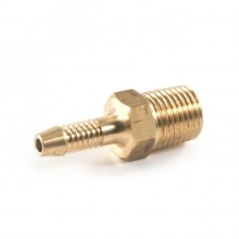 "High Pressure Nozzle for 6.3mm Gas Hose x 1/4"" Male"