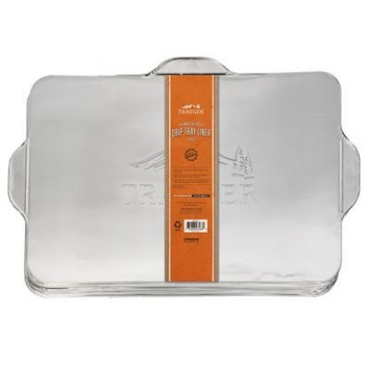Traeger - Drip Tray Liner 5 Pack for Timberline 850