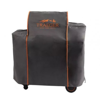Traeger - Timberline 850 Grill Cover Full Length