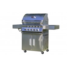 Whistler Grills - Whistler 300 Gas BBQ - Free Cover & Rotisserie