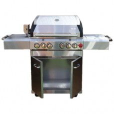 Whistler Grills Broadway Gas BBQ with Free Cover and Rotisserie