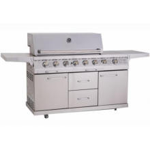 Whistler Grills Bourton Gas BBQ - Free Cover & Rotisserie