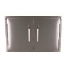 Whistler Grills Stainless Steel Double Door