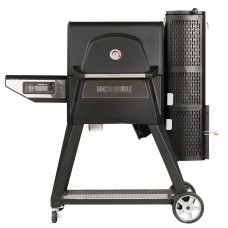 Masterbuilt - Gravity Series 560 Digital Charcoal Grill and Smoker - Free Cover