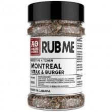 Angus & Oink - Montreal Steak Burger Seasoning 200g
