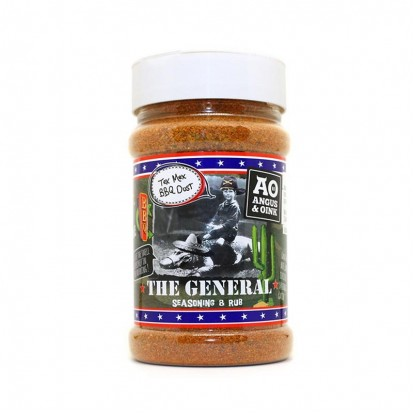 """Angus & Oink - """"The General"""" Tex Mex BBQ Dust 200g"""