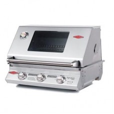Beefeater Signature 3000S 3 Burner Built In Grill (Cast Iron)