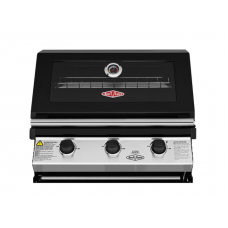 Beefeater 1200E Built In 3 Burner Gas BBQ