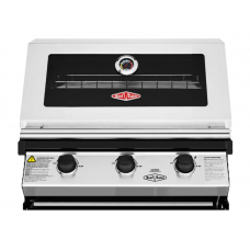 Beefeater 1200S Built In 3 Burner Gas BBQ