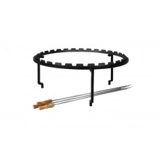 OFYR - Horizontal Grill Skewer Set for 100
