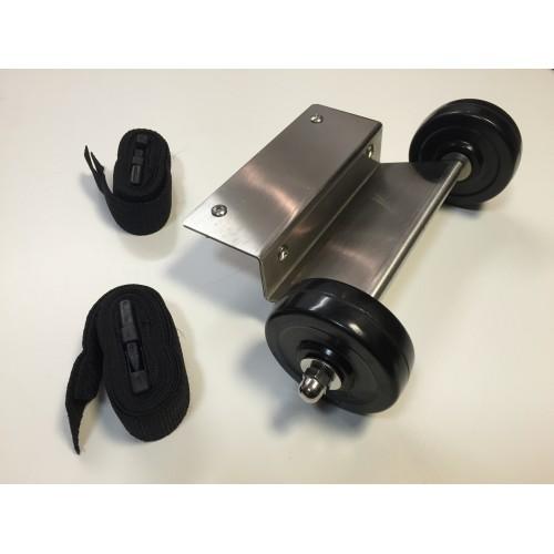patio heater wheel kit