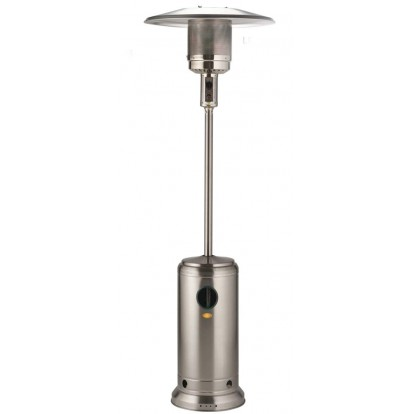 Lifestyle Edelweiss Stainless Steel Patio Heater
