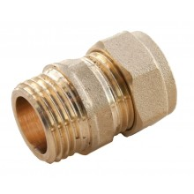 "15mm to 1/2"" Male Compression Fitting"